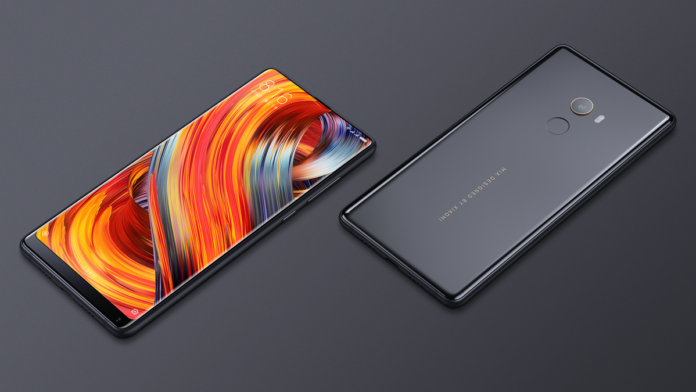 Xiaomi Mi Mix 2S to be unveiled on March 27th 2018