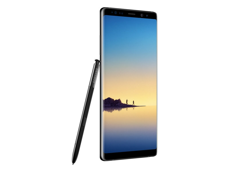 Samsung Galaxy Note 8 receives Android 8.0 Oreo in France