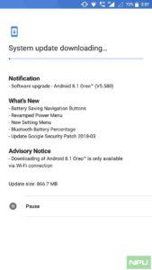 Nokia 6 8.1