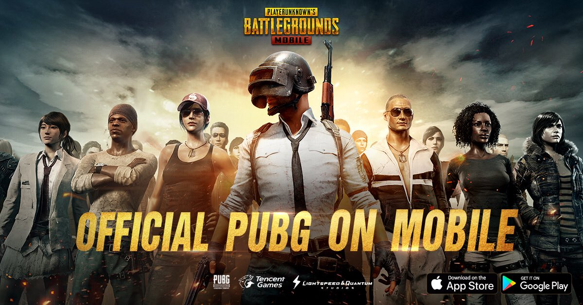 Tencent's PUBG Mobile Is Available on the App Store Right Now