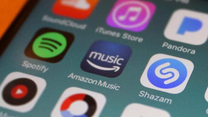 Prime music service