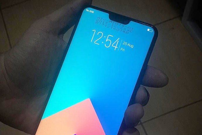 Vivo V9 with iPhone X-like notch to arrive in India on March 27