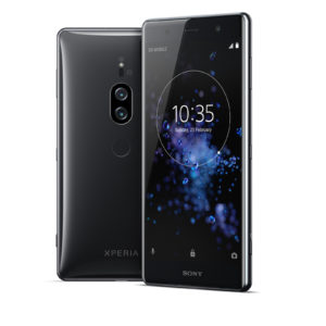 Sony Xperia XZ2 Premium Chrome Black
