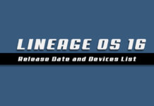 LineageOS 16: Supported Devices and Release Date