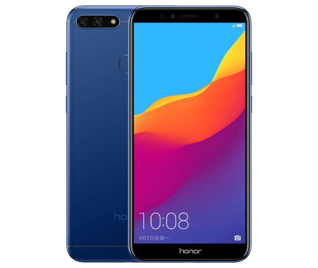Budget Friendly Honor 7A Launches with 18:9 Display and Dual Cameras