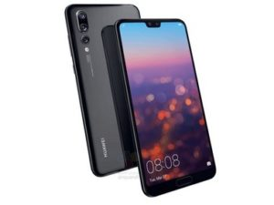 Huawei P20 Pro India front