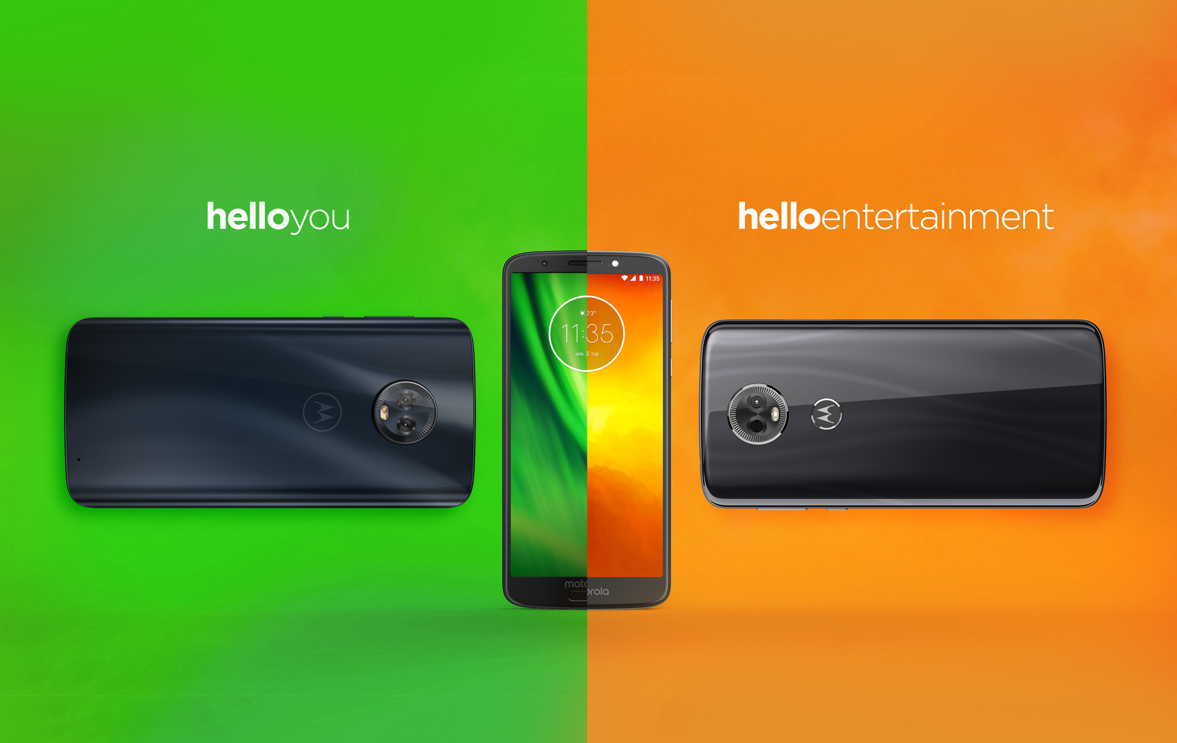 Moto G6, G6 Plus, G6 Play unveiled