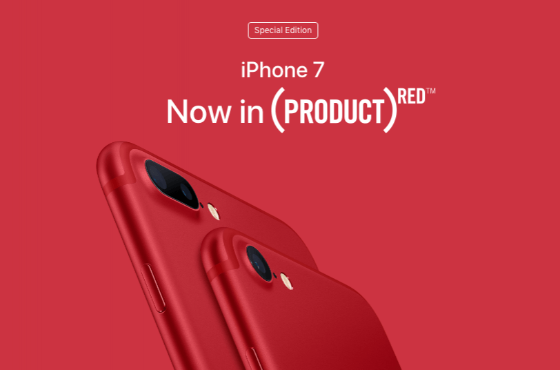 Apple unveils iPhone 8 and iPhone 8 Plus RED Edition