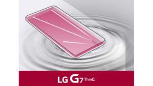 LG G7 ThinQ boombox speaker