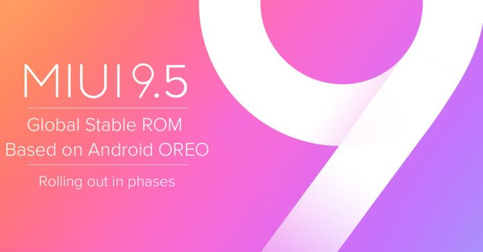 Xioami Redmi Note 5 Pro Gets MIUI 9.5 Global Stable ROM Based on Android Oreo