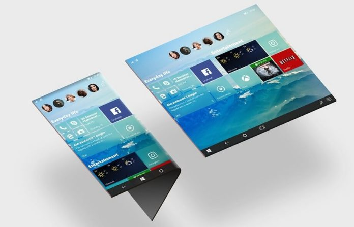 Microsoft Windows 10 Surface Phone could come within 2019 as a Foldable Device