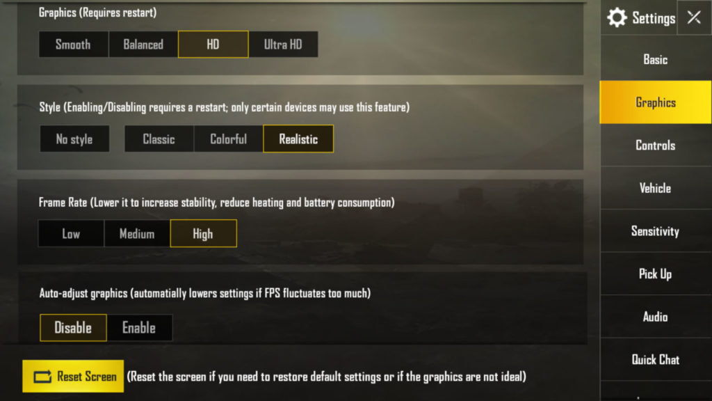 Improve FPS in PUBG Mobile with GFX Tool for Android (Root) - Up to 60 FPS UHD