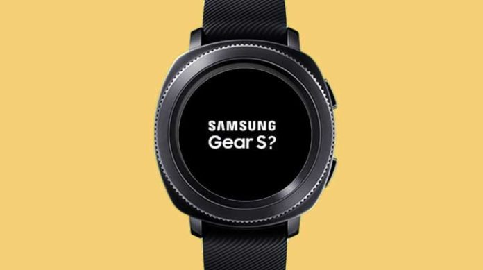 Samsung Gear S4 could be officially named as Samsung Galaxy Watch, featured with Bixby