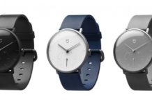 Xiaomi Mijia Quartz Watch Announced, Priced at Yuan 349 (US$52)