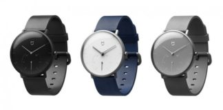 Xiaomi Mijia Quartz Watch Announced, Priced at Yuan 349 (US$52)