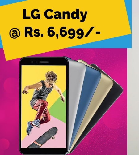 LG Candy budget smartphone will launch in India on September 1