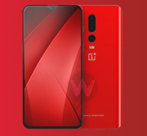 OnePlus 6T concept image leaked and device confirmed by EEC - Model A6013