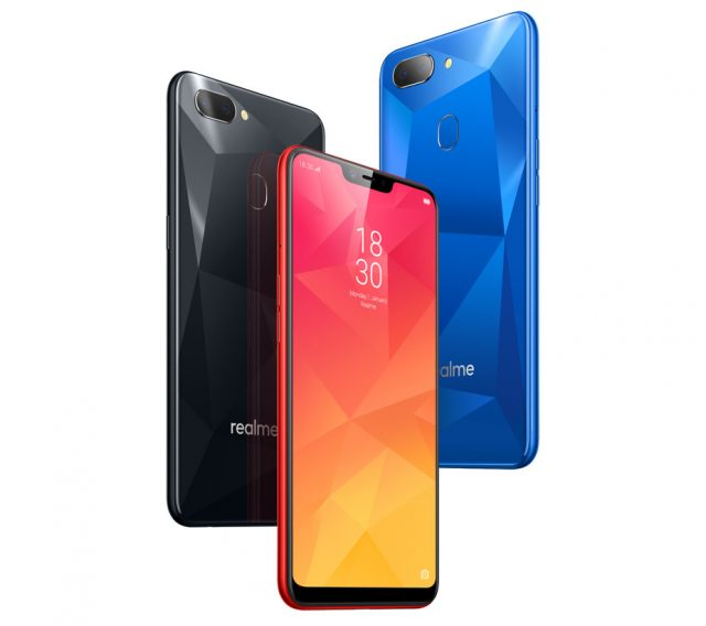 Realme 2 launched in India with a 6.2-inch HD+ display and a 4,230mAh battery