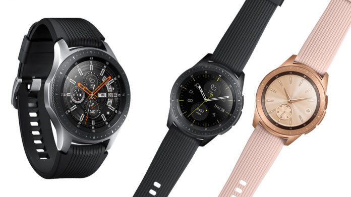 Samsung Galaxy Watch Announced with Tizen OS, LTE, 7 Days Charge, and AMOLED Display