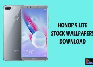 Download Honor 9 Lite Stock Wallpapers in Full HD (Total 4)