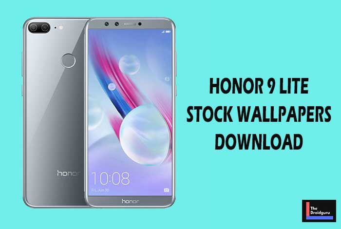 Download Honor 9 Lite Stock Wallpapers In Full Hd Total 4 The