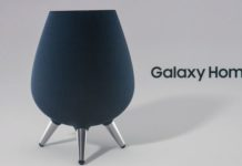 Samsung Galaxy Home - Bixby Powered Smart Speaker Launched on August 9