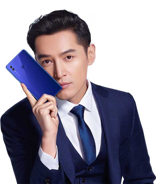 Honor Note 10 launched with Liquid Cooling, CPU Turbo, and 5,000mAh battery
