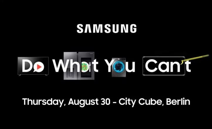 Samsung sends out invites for IFA 2018 event on August 30 - expected to launch Smart TV, Home Appliances