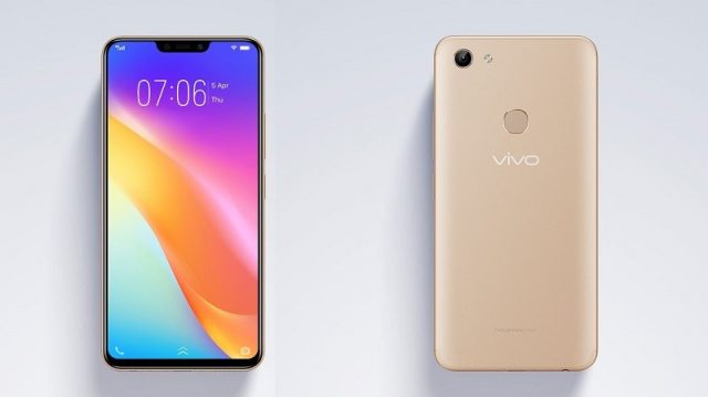 Vivo Y81 launched in India with notch display and single rear camera - Specifications, Features, and Price