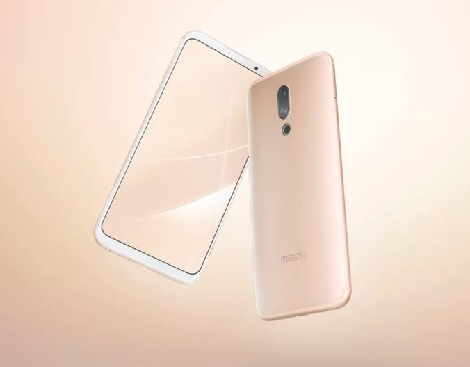 Meizu 16X with In-Display Fingerprint and Snapdragon 710 launched, Price starts 2098 Yuan