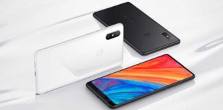 Xiaomi Mi Mix 2S Gets Android 9 Pie OTA Update Over MIUI 10