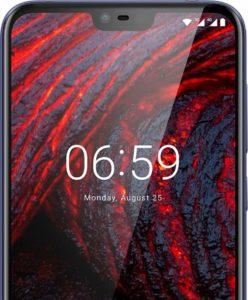 The Nokia 6.1 Plus