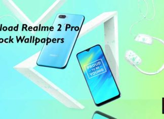 Download Realme 2 Pro Stock Wallpapers Right Now - Full HD+ Resolution