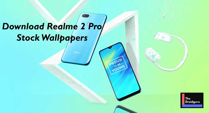 Download Realme 2 Pro Stock Wallpapers Right Now