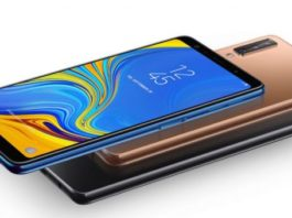 Samsung Galaxy A7 2018 Announced - The Most Affordable Triple Camera Smartphone In India