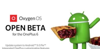 OxygenOS Open Beta 1 For OnePlus 6 Android 9 Pie Now Available: How To Download