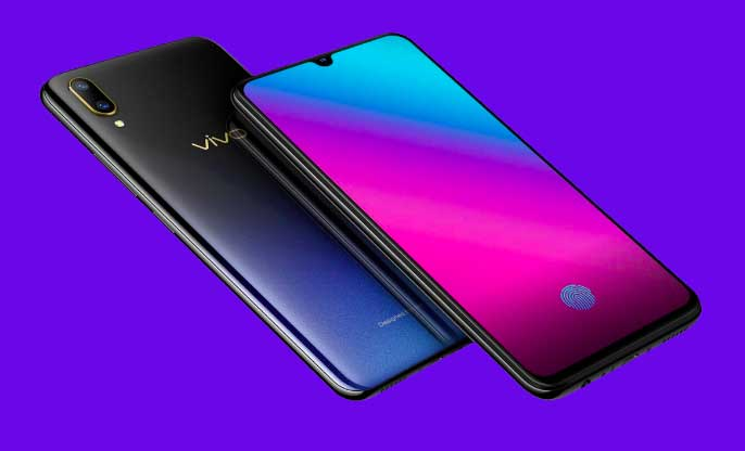 Vivo V11 Pro launched in India with Water Drop Notch and In-Display Fingerprint Scanner