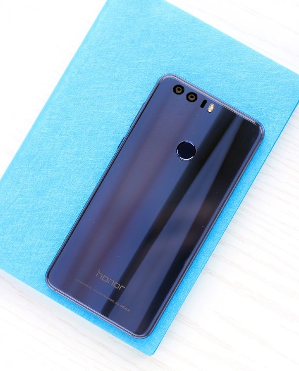 Honor 8 Indian Variant Gets Android 8.0 Oreo Update