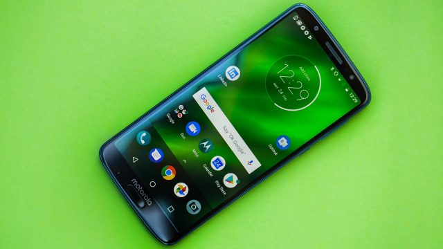 Moto G6 Plus will launch on September 10 in India