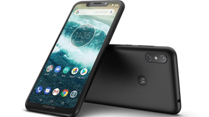 Motorola One Power launched in India with Android One - Snapdragon 636, a 5000mAh Battery, Notch Display