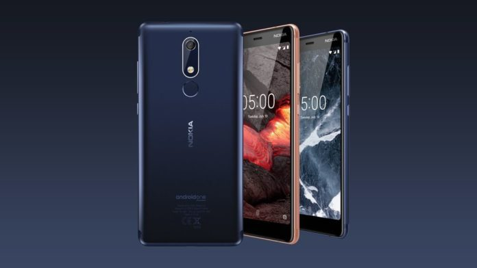 Nokia 3.1 gets Android 8.1 Oreo update with September Security Patch