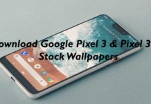 Download Google Pixel 3 and Pixel 3 XL Stock Wallpapers Right Now