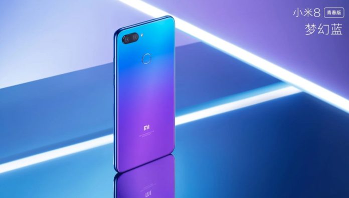 Xiaomi Mi 8 Lite launched with Snapdragon 660 chip, notch, and dual rear camera