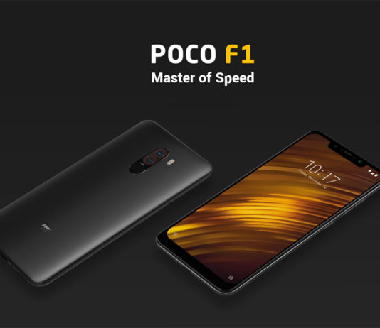 Install TWRP Recovery and Root Xiaomi Poco F1