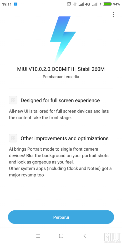 Xiaomi Redmi 6A Gets MIUI 10 Stable Update With Portrait Mode To Single Front Camera