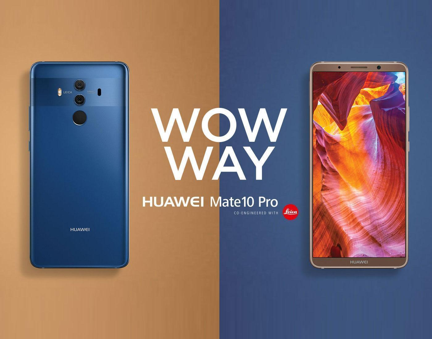 Huawei Mate 10 Pro Gets EMUI 9 0 OTA Update Based On Android
