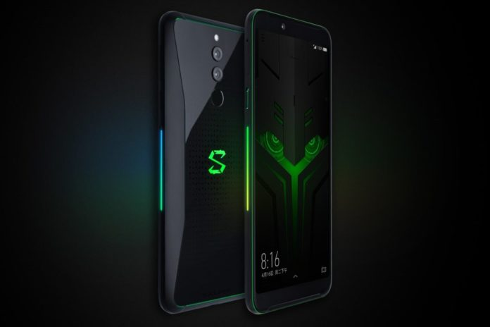 Download Xiaomi Black Shark Helo Stock Wallpapers Right Now