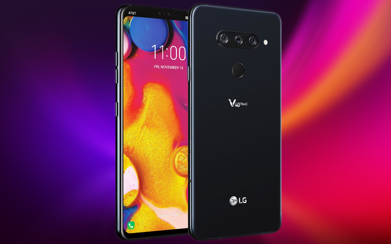Update Android Lg V40 - TropicalWeather