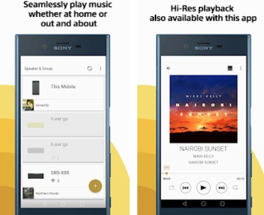 Our 5 Favorite Music Players for Android in 2018 (Author's Choice)