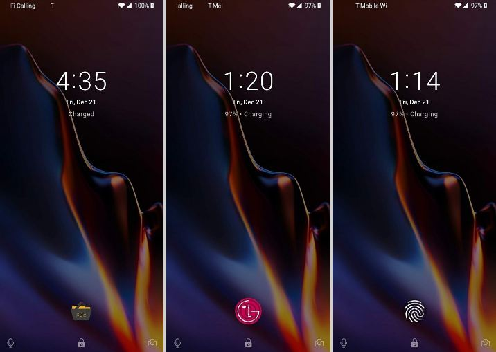 How to customize OnePlus 6T Fingerprint Scanner Icon or Animation